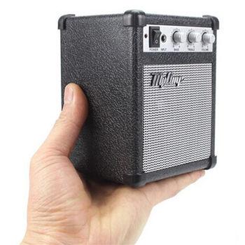 高低音可調整 高音質音箱喇叭 USB/電池兩用 可接手機 電腦 (marshall)