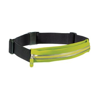 【Go Travel】貼身彈性腰包-綠+黑