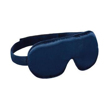 【Go Travel】Silky 眼罩-深藍