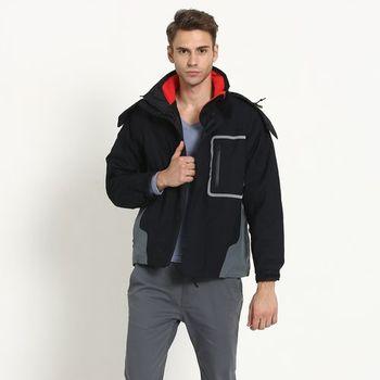 CorpoX-abletex男款高機能防風防水蓄暖外套