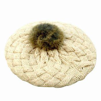 【iSFun】鬆軟棉織*兒童貝蕾帽/三色可選