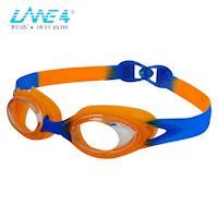 LANE4羚活兒童用抗UV舒適泳鏡 A335
