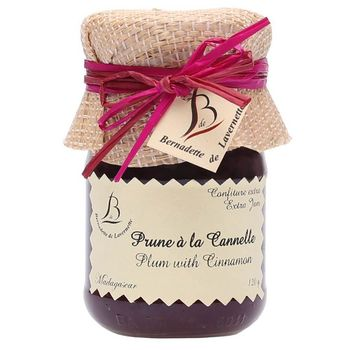 紅島BDL天然手工法式果醬 #12梅子肉桂醬 120g
