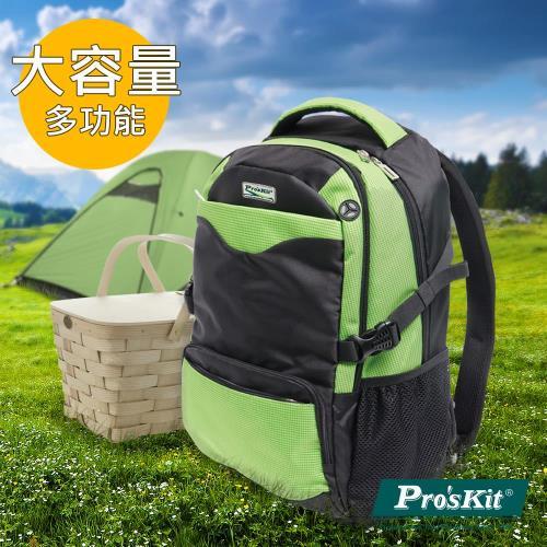【Proskit 寶工】 運動休閒機能型後背包  ST-3216