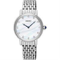SEIKO 精工 海洋之心晶鑽女錶-29mm 7N00-0BL0S(SFQ807P1)