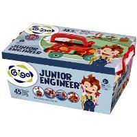 【智高 GIGO】小小工程師系列-交通工具大集合基本版 #7330P