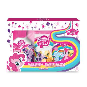 【義大利進口】My Little Pony沐浴禮盒