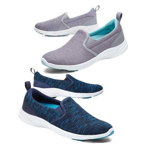 【美國VIONIC法歐尼】健康美體鞋 Kea凱兒(深藍色、灰色)-女鞋