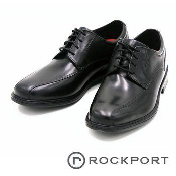 Rockport 紳士正裝舒適皮鞋男鞋-黑