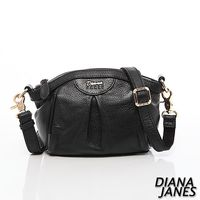 Diana Janes 牛皮時尚多用元寶包