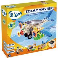 【智高 GIGO】4.5V可充電太陽能專業組 #7362