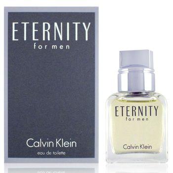 Calvin Klein CK ETERNITY 永恆男性淡香水 10ml 沾式