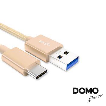 【DOMO】TYPE C充電傳輸線3.1(1m)-4色