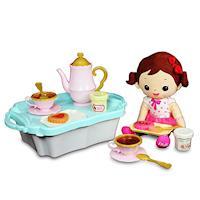 【MIMI WORLD】蒂蒂娃娃故事系列-咖啡組 MI35250
