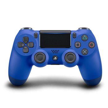 SONY PS4 原廠 DualShock 4 光條觸碰板 無線震動手把-海浪藍(CUH-ZCT2G12)
