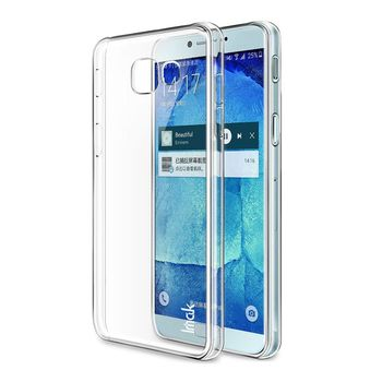 【IMAK】SAMSUNG Galaxy A8(2016) 羽翼II水晶保護殼