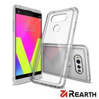 Rearth LG V20 (Ringke Fusion)高質感保護殼(透明)