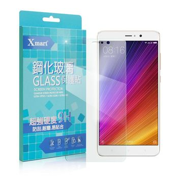 XM 小米 5s Plus 強化耐磨防指紋玻璃保護貼