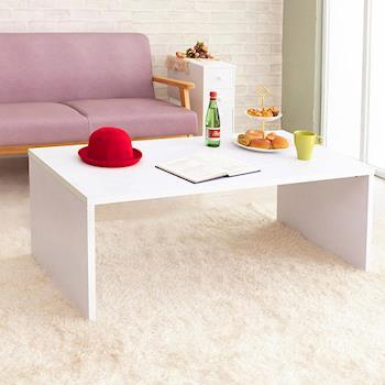【澄境】極簡120CM大茶几桌/和室桌 -二色可選