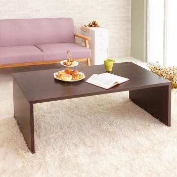 【澄境】超穩固耐磨防潑水大茶几桌 -二色可選