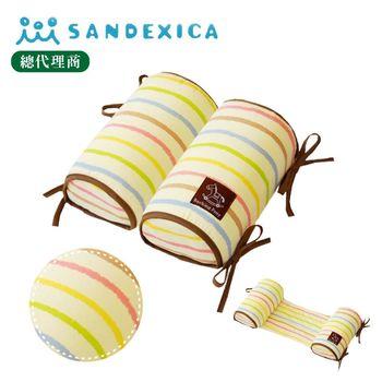 台灣總代理 日本Sandexica寶寶機能防側翻枕/兒童護頸枕 【FA0006】