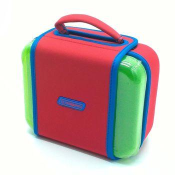 美國Nalgene Lunch Box Buddy保冷食便當盒-紅色
