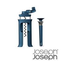 《Joseph Joseph英國創意餐廚》吧檯好手開酒器二件組