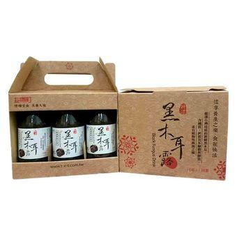 友膳町  黑木耳露 6瓶/盒
