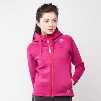 【美國 AIRWALK】太空棉連帽外套-女 -紫