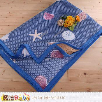 魔法Baby 頂級厚款法蘭絨毛毯150x200cm法蘭絨+羊羔絨毛毯~w65005