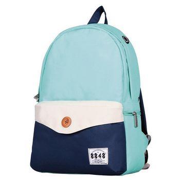 【8848】漫活時尚背包-青藍