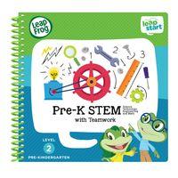 美國【LeapFrog 跳跳蛙】LeapStart Jr.全英幼兒行動學習書籍 幼兒5-科學與自然