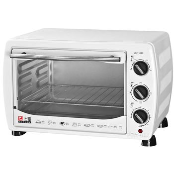 【SUNHOW上豪】18L電烤箱 OV-1820