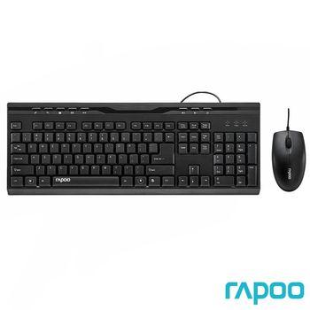 Rapoo 雷柏有線光學鍵鼠組NX1710