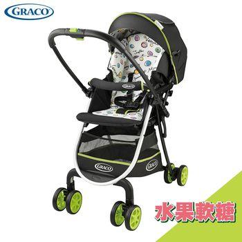 【GRACO】超輕量型雙向嬰幼兒手推車 城市漫遊R(挑高版 CitiLite R UP) - 水果軟糖