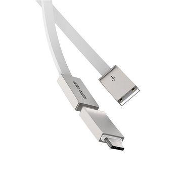 Micro USB 便利貼傳輸線 鋅合金 快充 數據線 (1M)