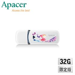 Apacer宇瞻 AH333 32GB USB2.0 克里斯多聯名款隨身碟-追夢