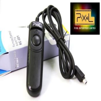 Pixel相機有線快門線RC-201/DC0適用for Nikon /D810