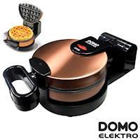 【DOMO】不鏽鋼翻轉式鬆餅機 DM9006AWT