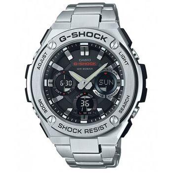 G-SHOCK強悍分層防護構造防震概念錶GST-S110D-1A