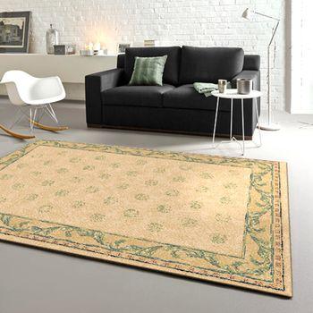 【范登伯格】安迪天然羊毛地毯-雪印(米)-200x290cm