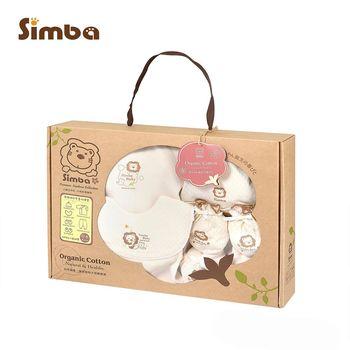 【小獅王辛巴】有機棉秋冬喜悅禮盒(60cm)