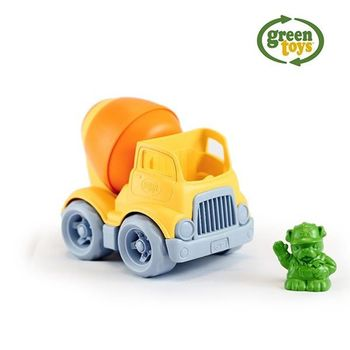 【美國 Greentoys】小金龜水泥車