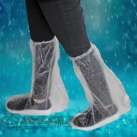 omax透明通用型雨鞋套-12雙(6包)