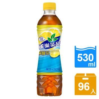 雀巢茶品 檸檬茶4箱組(530mlx24入/箱)