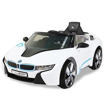 【Goodbaby】BMW I8 雙驅動電動車高端版(可遙控,兩色可選)