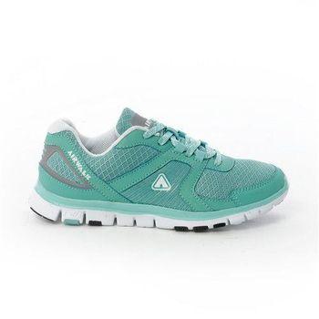 【美國 AIRWALK】記憶線條時尚慢跑鞋-女-共三色