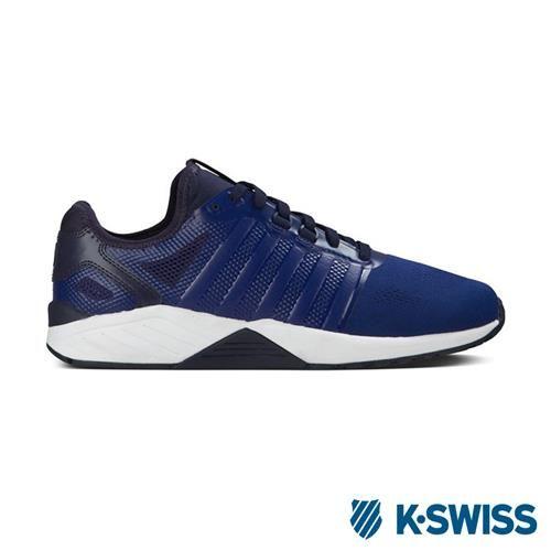 K-Swiss Si-18 Trainer 3.5休閒運動鞋-男-藍/白