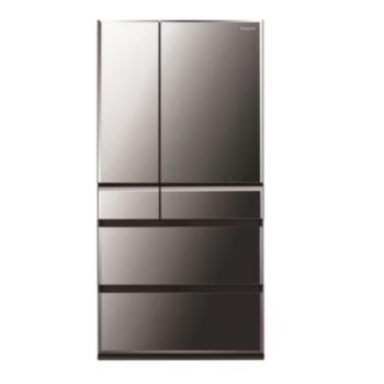【Panasonic國際牌】608L六門變頻鏡面冰箱 NR-F672WX-X1