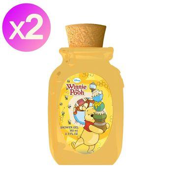 Disney Winnie The Pooh 小熊維尼香氛沐浴膠 350ml*2